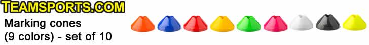Marking cones - set of 10
