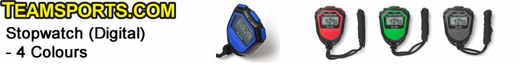 Stopwatch Digital - 4 Colours