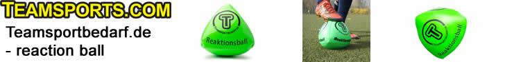 Teamsportbedarf.de - reaction ball