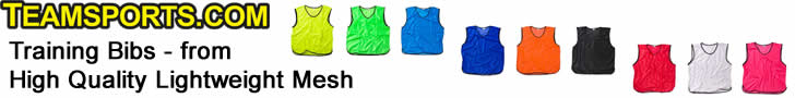 Training Bibs - from High Quality